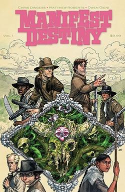 Manifest Destiny 1 (Paperback)
