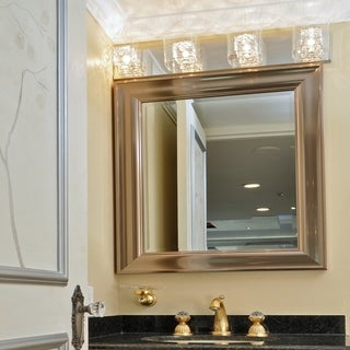 Gem 4-light Bath Vanity