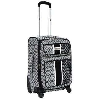 Nine West Sign Me Up' 20-inch Expandable Carry On Spinner Upright Suitcase