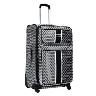 Nine West Sign Me Up 28-inch Expandable Spinner Upright Suitcase