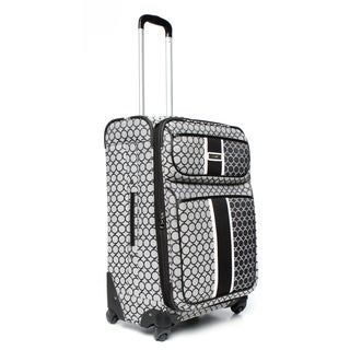 Nine West Sign Me Up 24-inch Expandable Spinner Upright Suitcase