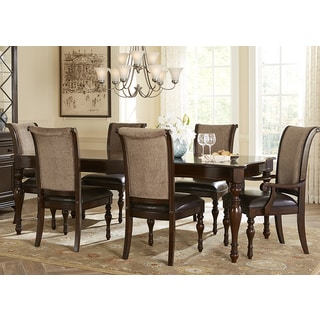 Liberty Plantation Cherry 7-piece Dinette Set