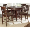 Darby 5-piece Counter Height Dining Set