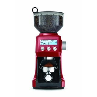 Breville Cranberry Red The Smart Grinder BCG800CBXL