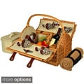 Yorkshire 4-person with Blanket Picnic Basket