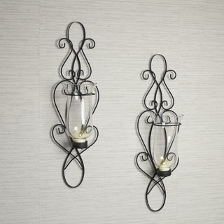 Baroque Sconce Set