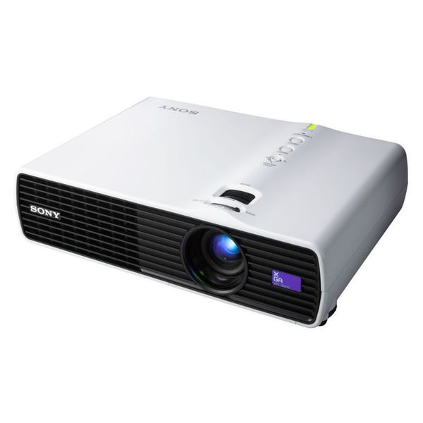 Sony 3000 LM 3LCD XGA Portable Projector (Refurbished)