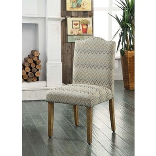 Deluxe Parson Dining Chairs (Set of 2)