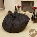 Christopher Knight Home Madison Faux Suede 5-foot Bean Bag