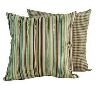 Venice Jewel Throw Pillows (Set of 2)