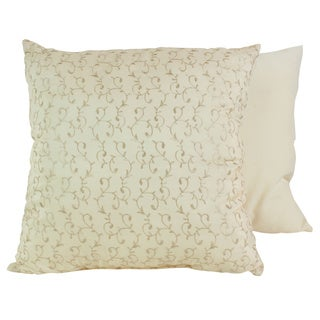 Tanya Butter Throw Pillows (Set of 2)