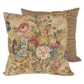 Eternity Chamois Throw Pillows (Set of 2)