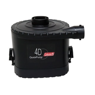 Coleman 4D QuickPump Inflator Air Pump