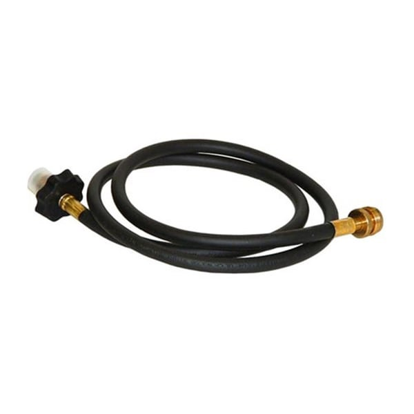 Coleman Black 5-foot Pressure Hose and Adapter