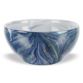 Renior 4.5-inch Glass Bowl