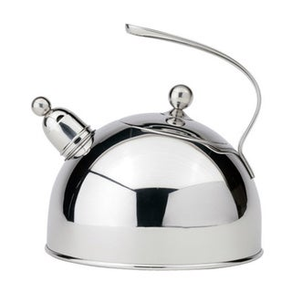 Paderno North Cape 2.5-quart Stainless Steel Wistling Tea Kettle