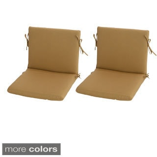 Phat Tommy High Back Sunbrella Cushions (Set of 2)