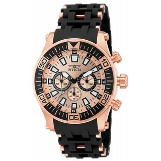 Invicta Men's 14559 Sea Spider Stainless Steel Quartz Chronograph Watch