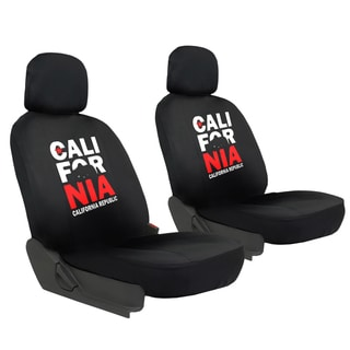 Oxgord California 6-piece Seat Cover Set