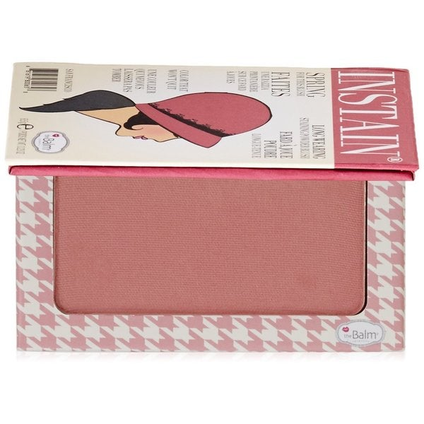 theBalm Houdstooth Instain Spring for this Blush