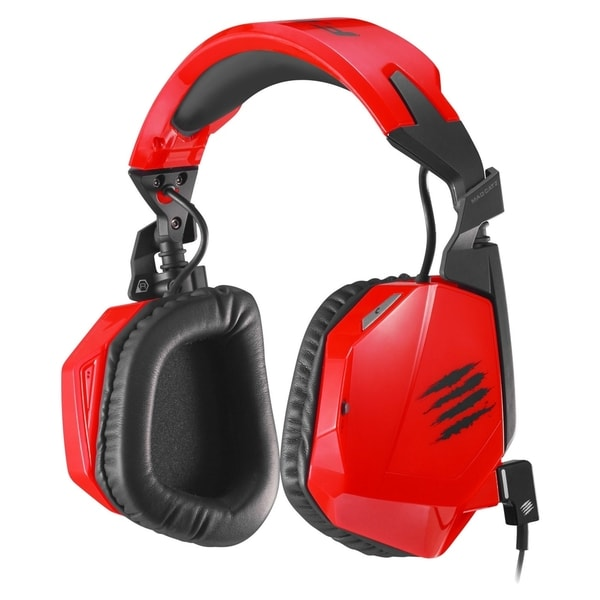Mad Catz F.R.E.Q.3 Stereo Gaming Headset for PC, Mac and Smart Device
