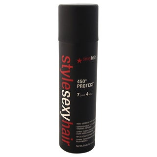 Style Sexy Hair 450� Protect Heat Defense Hot Tool 4.2-ounce Spray