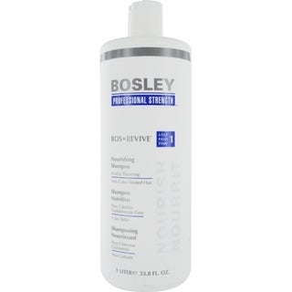 Bosley Bos Revive Nourishing 33.8-ounce Shampoo for Visibly Thinning Hair