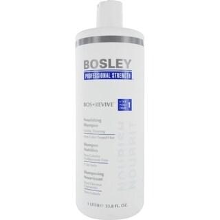 Bosley Bos Revive Nourishing 33.8-ounce Shampoo for Visibly Thinning Hair