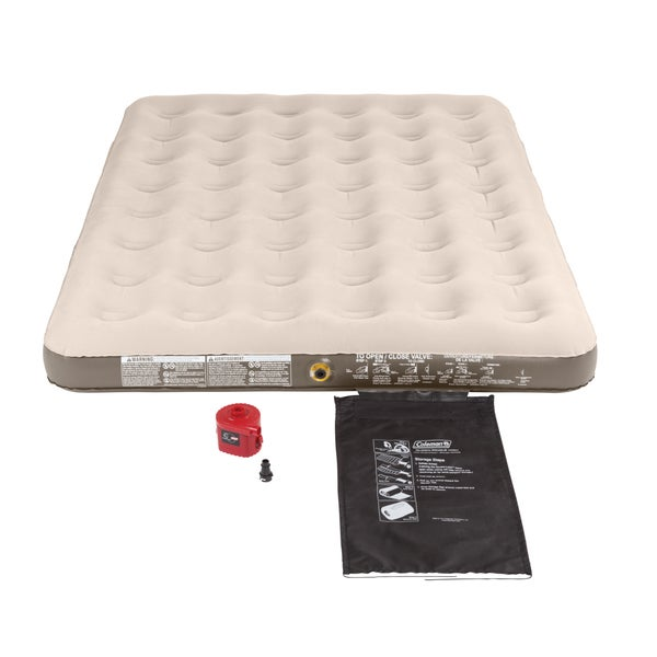 Coleman Single High Quickbed and 4D Pump