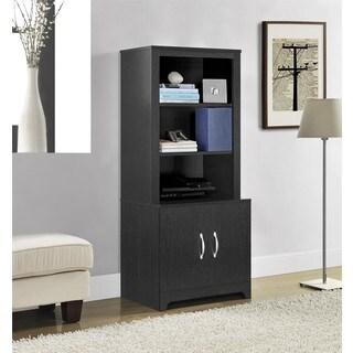 Altra Woodland Espresso Media Stand/ Bookcase