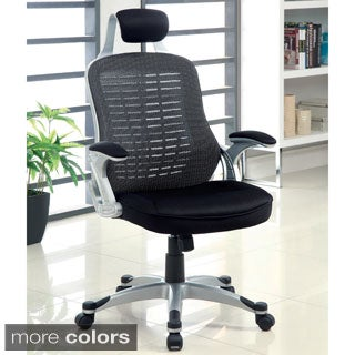Cresta Pneumatic Height Adjustable Mesh Executive Office Chair