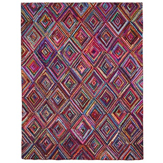 Brilliant Ribbon Diamonds Rug (8' x 10')