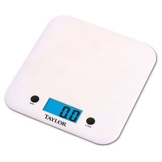 Taylor Ultra Thin Digital Kitchen Scale
