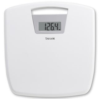 Taylor Digital Bath Scale with Antimicrobial Platform