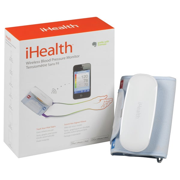 iHealth Wireless Arm Blood Pressure Monitor