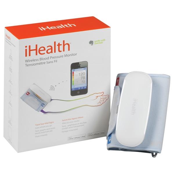 iHealth Wireless Arm Blood Pressure Monitor
