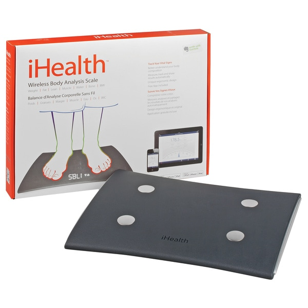 iHealth Digital Scale Wireless Body Analysis System