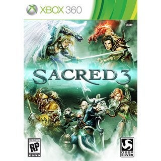 Xbox 360 - Sacred 3