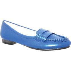 Women's Bellini Escape Blue Polyurethane