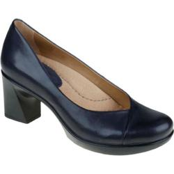 Women's Earth Tamarisk Blue Soft Calf