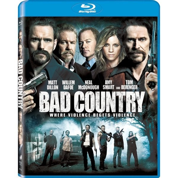 Bad Country (Blu-ray Disc) 12566400