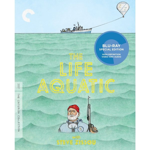 The Life Aquatic With Steve Zissou (Blu-ray Disc) 12566402