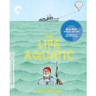 The Life Aquatic With Steve Zissou (Blu-ray Disc)