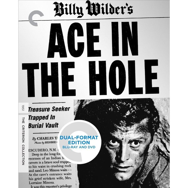Ace In The Hole (Blu-ray/DVD) 12566403