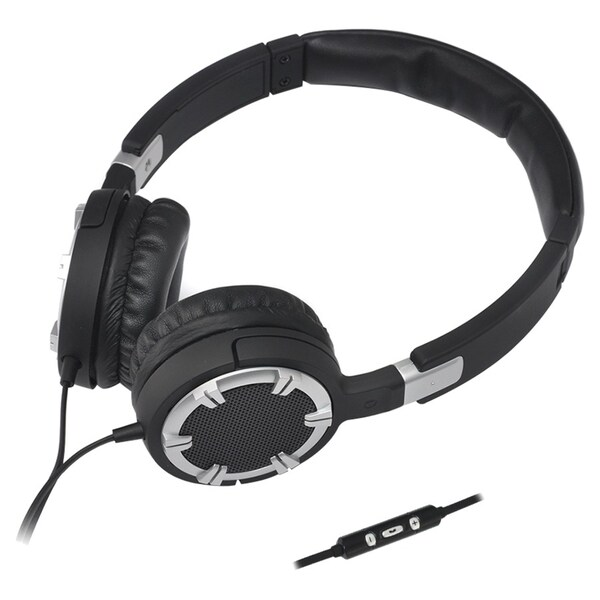 Gear Head Dynamic Bass Multimedia Headphones With Microphone