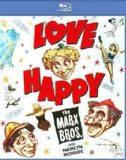 Love Happy (Blu-ray Disc)