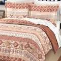 Athena Cotton 3-piece Comforter Set
