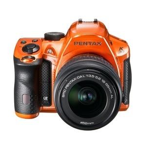 Pentax K-30 DSLR Camera with DA 18-55mm f/3.5-5.6 AL WR Zoom Lens