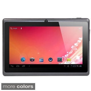 "Axess TA2508-7WT 4 GB Tablet - 7"" - Allwinner Cortex A8 A13 1.20 GHz"