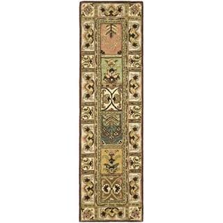 Safavieh Handmade Classic Multi Wool Rug (2'3 x 18')